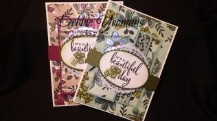 Fanfare Fold Card