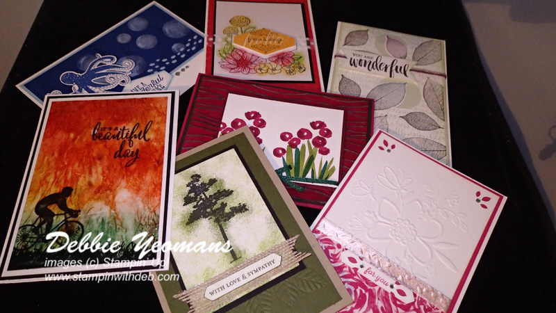 Sneak Peek – New Stampin' Up! Products