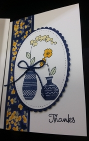Varied Vases card
