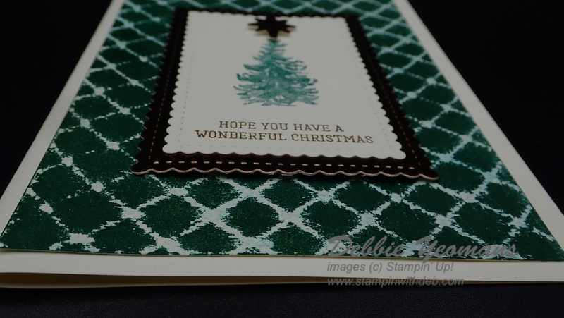 Freshly Brewed Projects: Crayon Rubbed Embossing